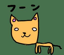 Annoying Dog and Cat sticker #887454