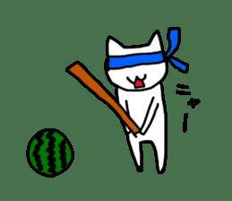 Annoying Dog and Cat sticker #887475