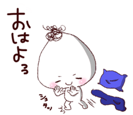 Rice ball-kenji sticker #887562
