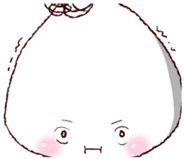 Rice ball-kenji sticker #887595