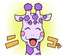 Mononohu Animal Z sticker #889234