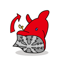 Deep sea fishes sticker #889971