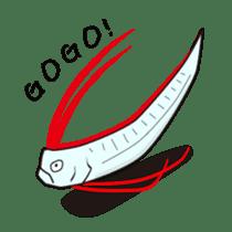 Deep sea fishes sticker #889977