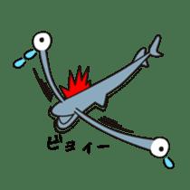 Deep sea fishes sticker #889978