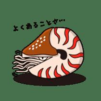 Deep sea fishes sticker #889982