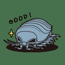 Deep sea fishes sticker #889989
