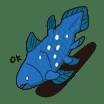 Deep sea fishes sticker #889996