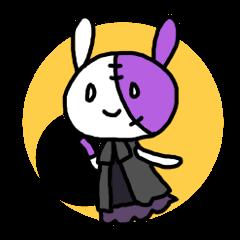 Goth rabbit