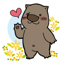 Wombat_san