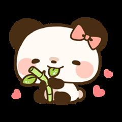 Ku-chan Panda [daily ed.]