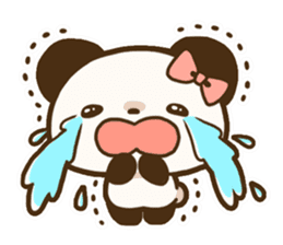 Ku-chan Panda [daily ed.] sticker #894601
