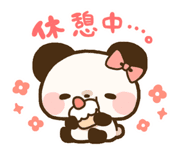 Ku-chan Panda [daily ed.] sticker #894622