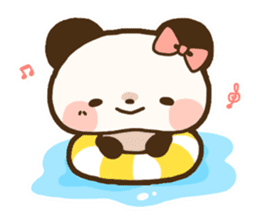 Ku-chan Panda [daily ed.] sticker #894635