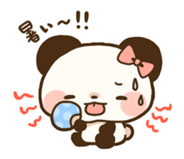 Ku-chan Panda [daily ed.] sticker #894636