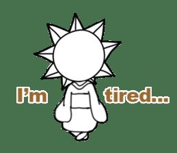 Sunny Madam (English version) sticker #895544