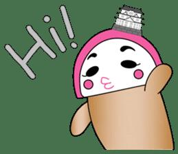 Kamaboko daughter sticker #896061
