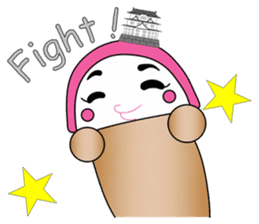 Kamaboko daughter sticker #896077