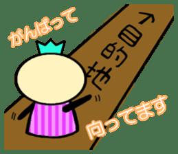 Fairy Mohican sticker #896134