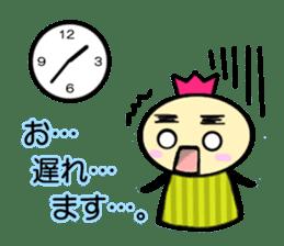 Fairy Mohican sticker #896135