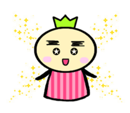 Fairy Mohican sticker #896142