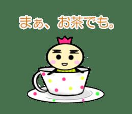 Fairy Mohican sticker #896148