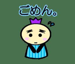 Fairy Mohican sticker #896151