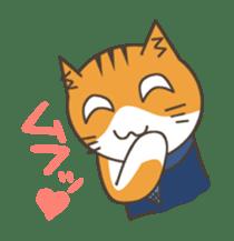 Ninja Cat  Nekonin sticker #896218