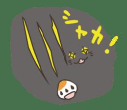 Ninja Cat  Nekonin sticker #896236