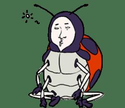 Tento Monsieur Masao-Kun sticker #896685