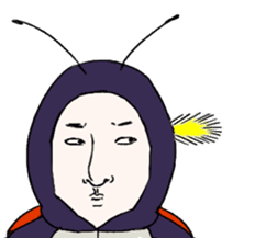 Tento Monsieur Masao-Kun sticker #896689