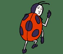 Tento Monsieur Masao-Kun sticker #896695