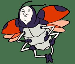 Tento Monsieur Masao-Kun sticker #896699