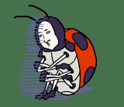 Tento Monsieur Masao-Kun sticker #896701
