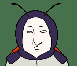 Tento Monsieur Masao-Kun sticker #896702