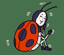 Tento Monsieur Masao-Kun sticker #896704