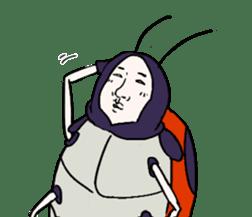 Tento Monsieur Masao-Kun sticker #896705