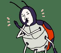 Tento Monsieur Masao-Kun sticker #896707