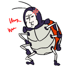 Tento Monsieur Masao-Kun sticker #896708
