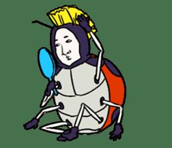 Tento Monsieur Masao-Kun sticker #896709