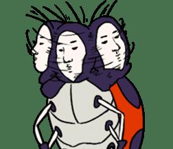 Tento Monsieur Masao-Kun sticker #896710