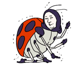 Tento Monsieur Masao-Kun sticker #896713