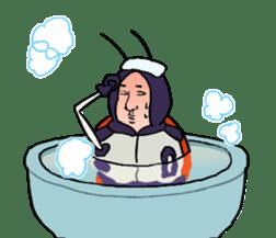 Tento Monsieur Masao-Kun sticker #896716