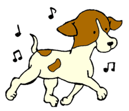 Jack Russell Terrier festival! sticker #897446