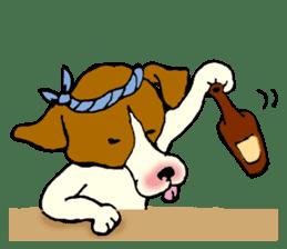 Jack Russell Terrier festival! sticker #897450