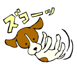 Jack Russell Terrier festival! sticker #897451