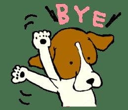 Jack Russell Terrier festival! sticker #897453
