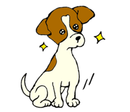 Jack Russell Terrier festival! sticker #897470