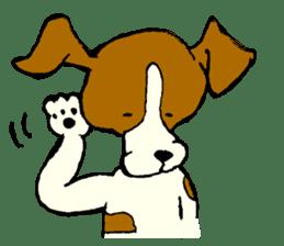Jack Russell Terrier festival! sticker #897473