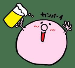 A Round Nose Boy sticker #897728