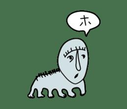 creatures(JAPON) sticker #898056